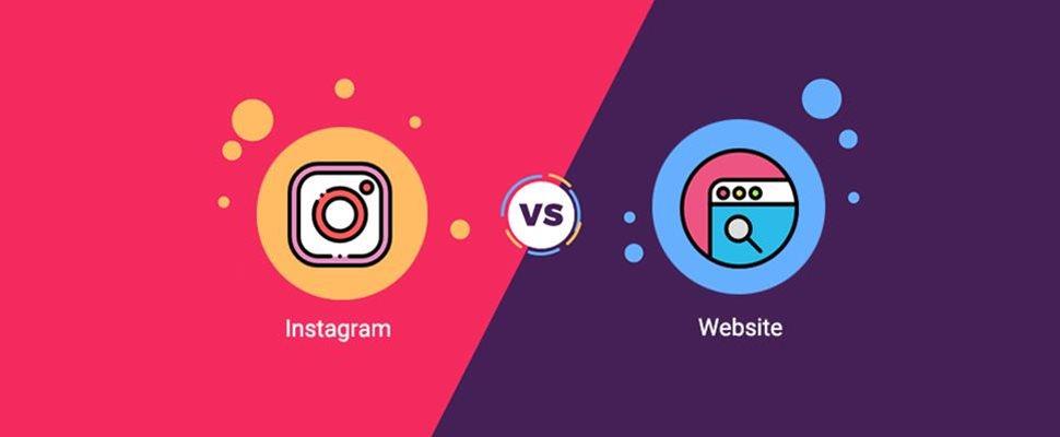 WebVsSocialMedia