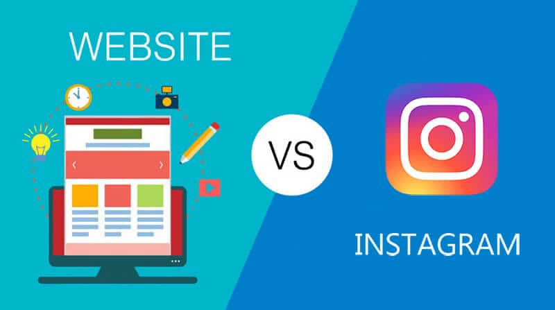 website-vs-instagram